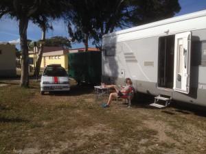 Camping Caparica