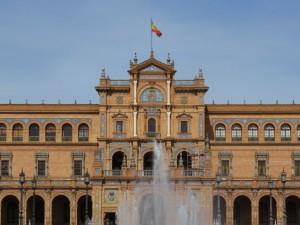 Plaza d'Espagna Sevilla