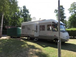 Camping Pilsen