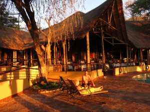 Chobe Safarie Lodge