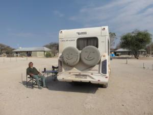 Camping Okaukujeo