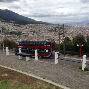 unterwegs in Quito