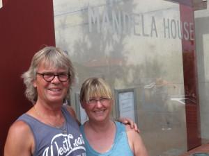 Nelson Mandelas Haus