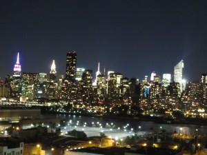 vom Dach den Z NYC