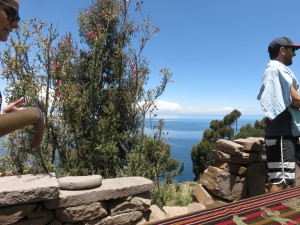 Taquile Insel Titikakasee