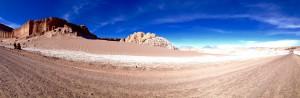 Mondtal - San Pedro de Atacama