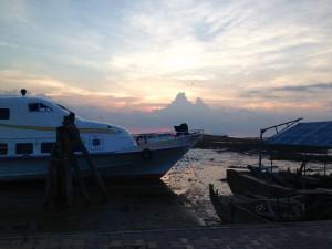 Unsere Schnellfähre nach Phu Quoc